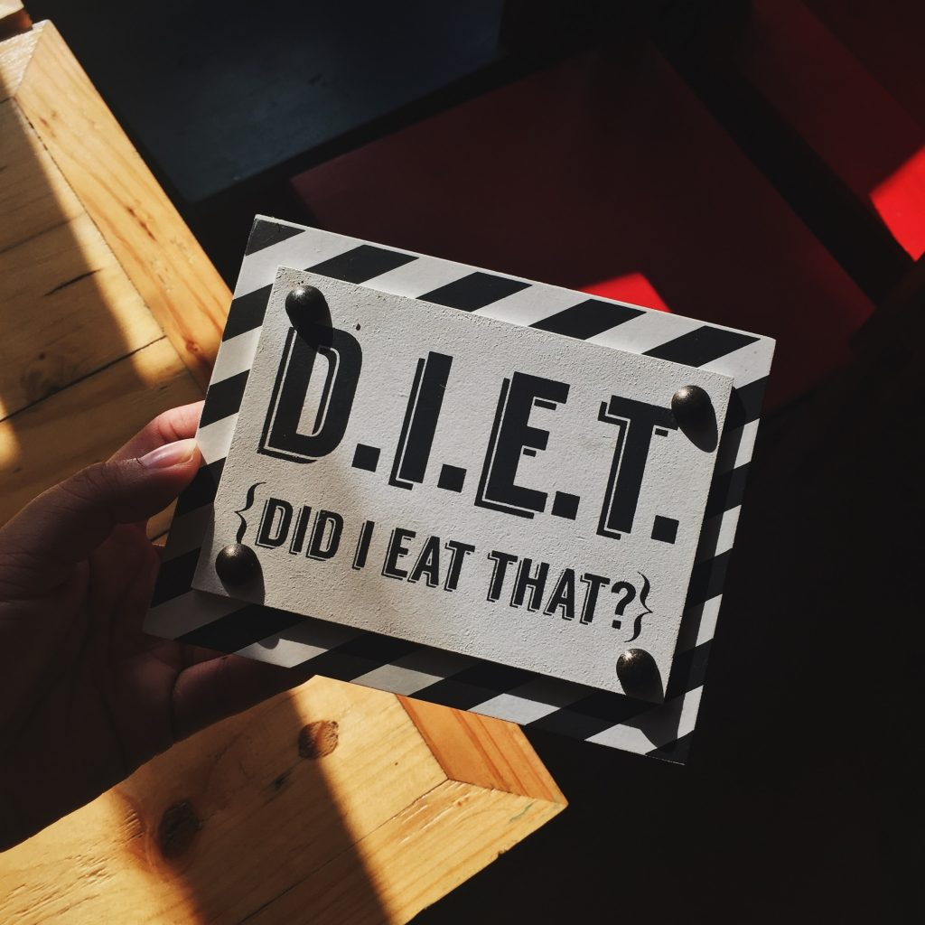 均衡飲食原則的重點攝取的注意事項