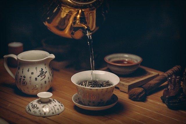 喝茶好嗎?