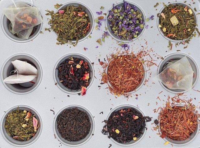 認識紅茶、烏龍茶、綠茶